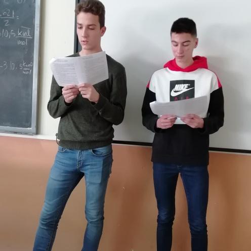 Martín et Alejandro - 4º ESO